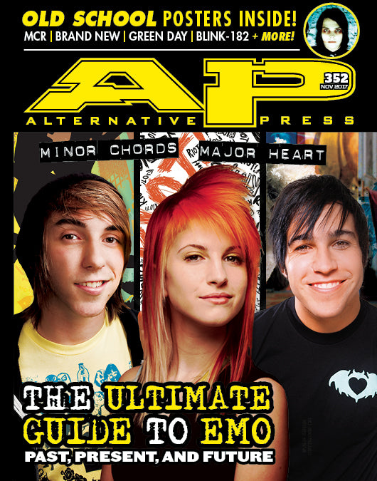 352 Ultimate Guide To Emo
