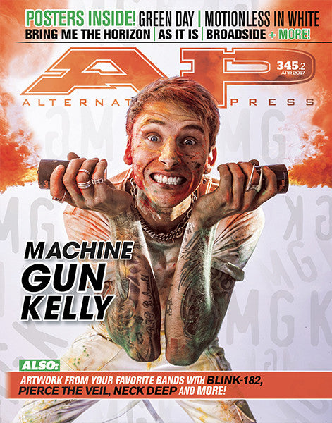 345.2 Machine Gun Kelly