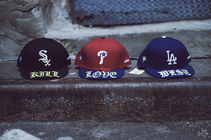 WEST XX LA DODGERS HAT