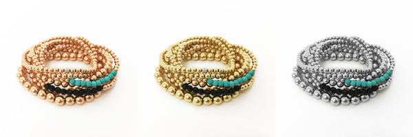 3 Steps in Stacking Your Bracelets Like a Boss!