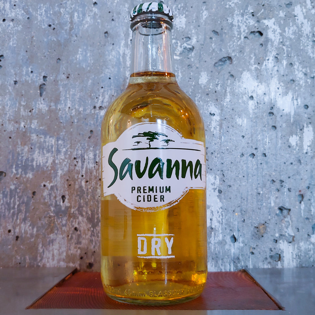 Savanna Cider 375ml