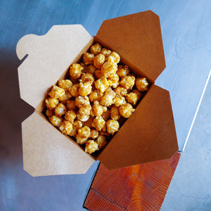 Salt Roasted Caramel Corn