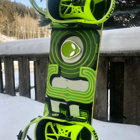 Snowboard Stomp Pads