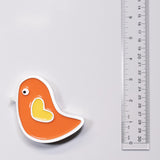 Bird Magnet Orange