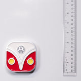 VW Van Magnet Red