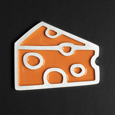 Cheese Snowboard Stomp Pad