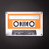 Mixtape Snowboard Stomp Pad Orange