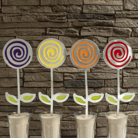 Lollipop Garden Art