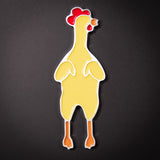 Rubber Chicken Snowboard Stomp Pad