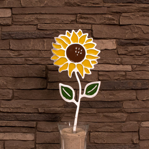 Sunflower Garden Art