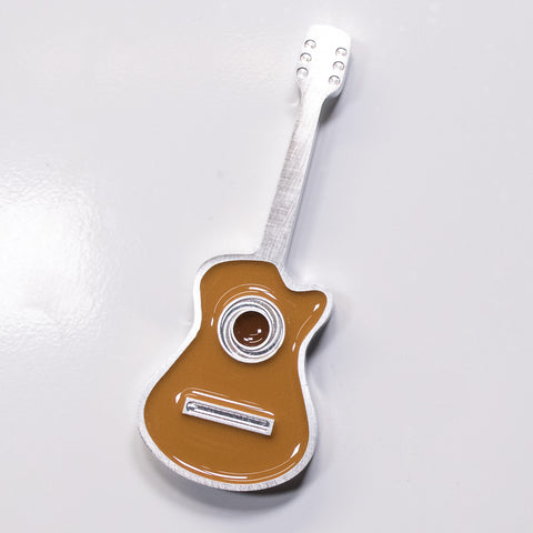 Guitar Magnet Acoustic Brown
