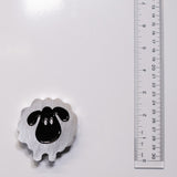 Sheep Magnet Black
