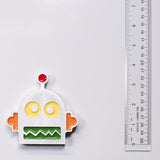 Robot Magnet Yellow/Green