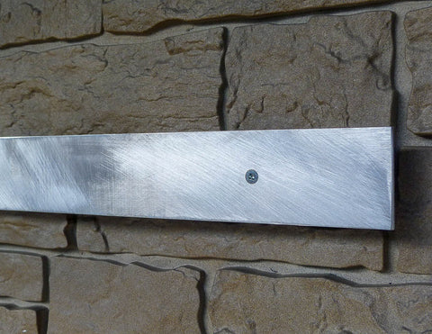 House Number Mounting Bar (Optional)