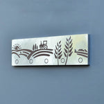 Farm Magnetic Key Holder