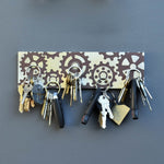 Gear Train Magnetic Key Holder