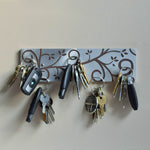 Ivy Leaf Magnetic Key Holder