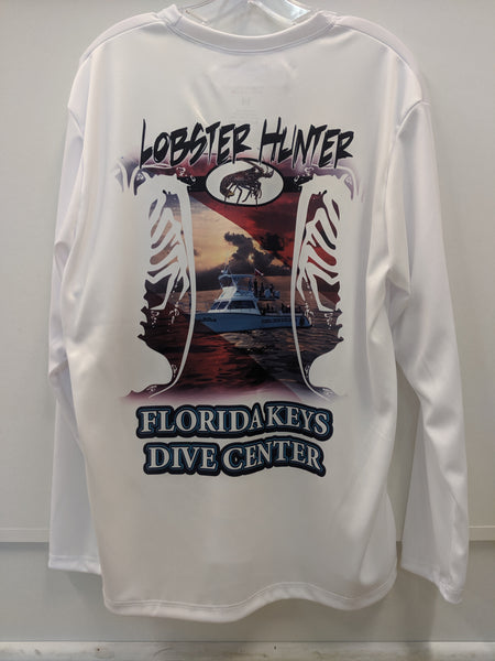 """Lobster Hunter"" SPF Shirt"