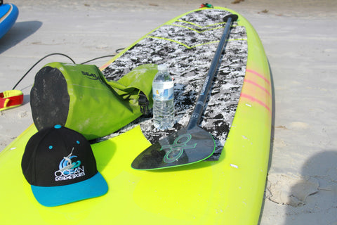 4 Hour Paddleboard Rental - OESPADDLEBOARDING - 1