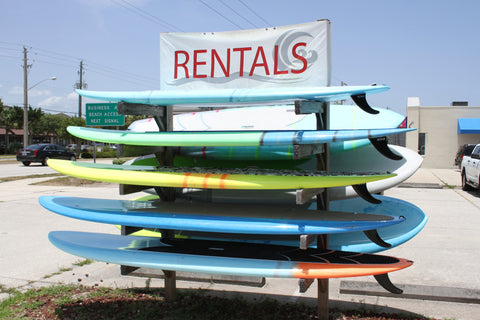 Multi-Day Paddleboard Rental - OESPADDLEBOARDING - 1