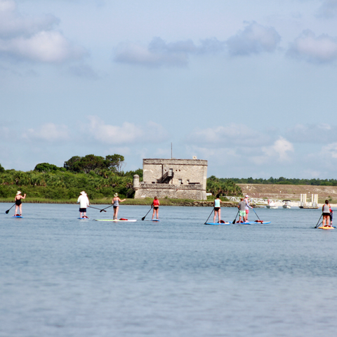 St. Augustine Paddleboard Tours - OESPADDLEBOARDING