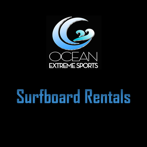Surfboard Rental - OESPADDLEBOARDING
