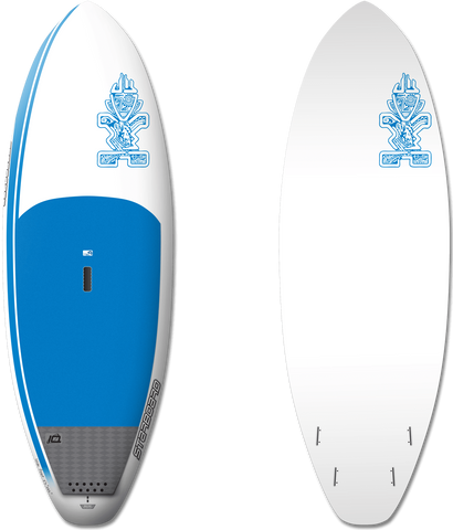 2016 Wide Point 9'5'' Starshot - OESPADDLEBOARDING - 1