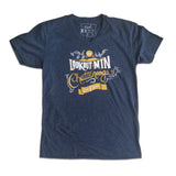 LookOut Mountain T-shirt, Navy