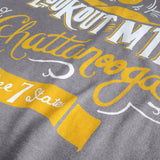 Lookout Mountain Tee (Warm Gray)