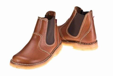 Roskilde Chelsea Boot (Brown)