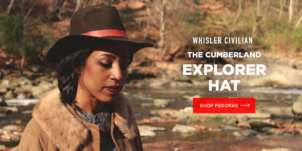 Whisler Civilian Hats