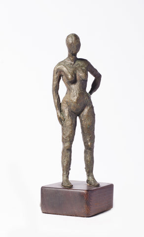 Bronze Nude Sculpture SOLD!