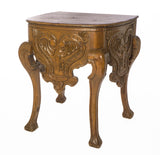 18th Century from a palace in Italy Carved Wood Console Table
