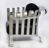 Eiffel Parisian Stainless Steel Arm Chair