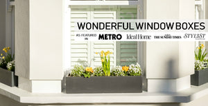 Smart window box