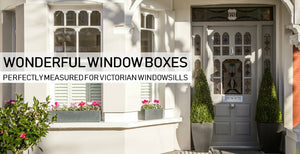 Smart window boxes