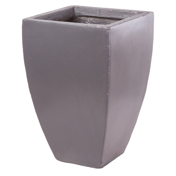 Hotel Collection Vase in Hampstead Lead Grey - Bay and Box