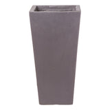 Society Vase in Hampstead Lead Grey - Bay and Box
