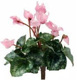 Cyclamen artificial plant - Pink