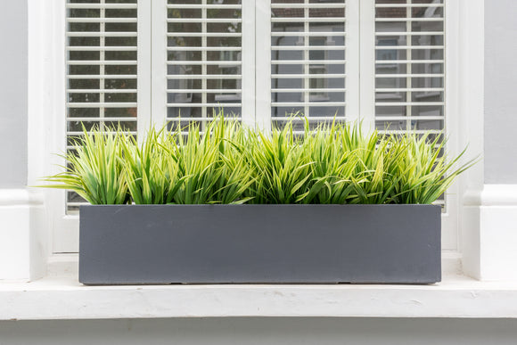 Simply Grasses - artificial window box