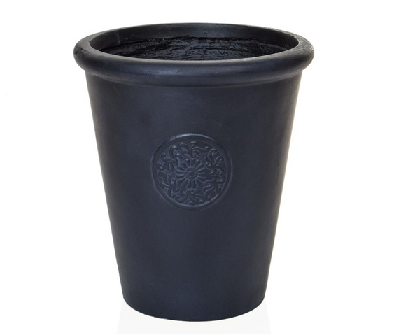 Cotswold Pot - Black