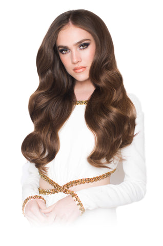 One-Piece Clip-In extensions for Thicker Hair