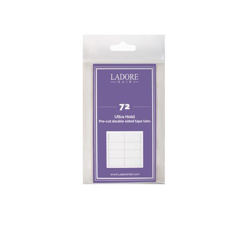 Ladore Hair Ultra-Hold Hair Extension Tape Tabs