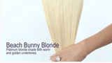 Beach Bunny Blonde (#613) Invisible Tape-In Extensions
