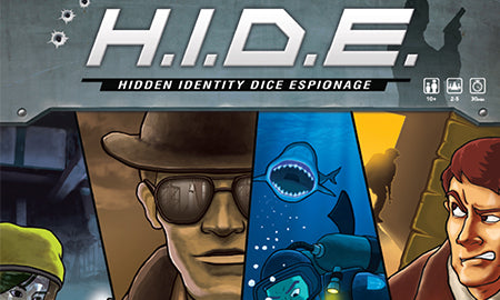 VIDEO: H.I.D.E Game Review by The Game Boy Geek!