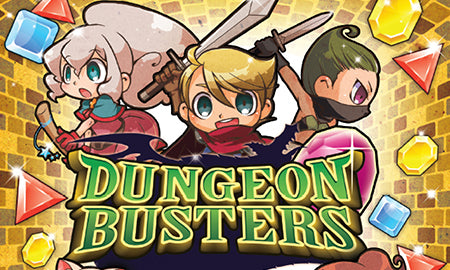 VIDEO: Dungeon Busters Game Review by Drive Thru Review