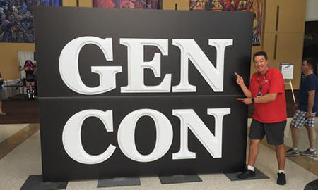 GenCon 2016 - Day 1 Photos & Video