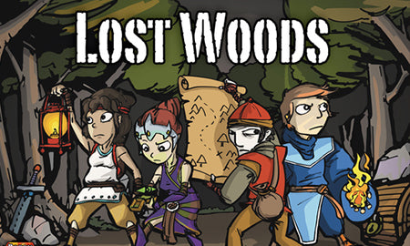 Lost Woods Game Overview and Review