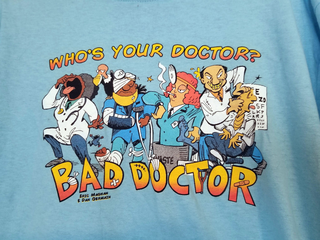 Bad Doctor T-Shirt