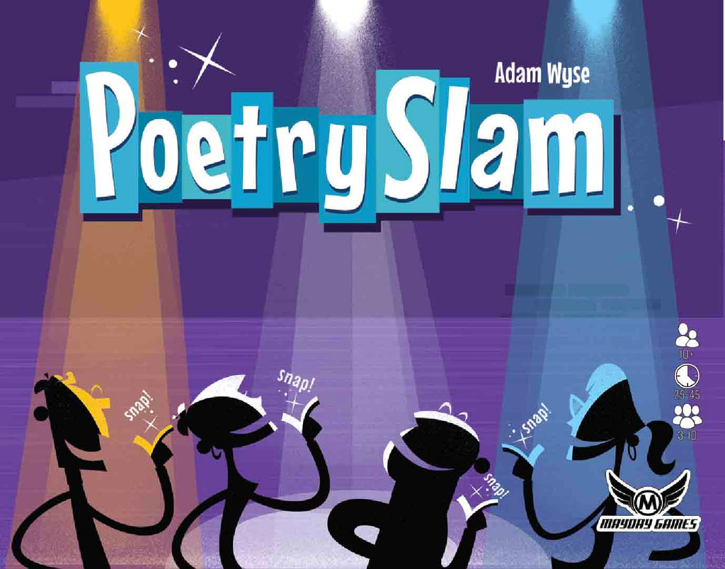 Poetry Slam with Playermat